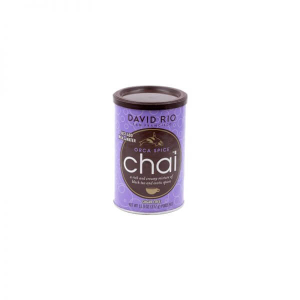 Orca Spice Chai Sin Azúcar David Rio