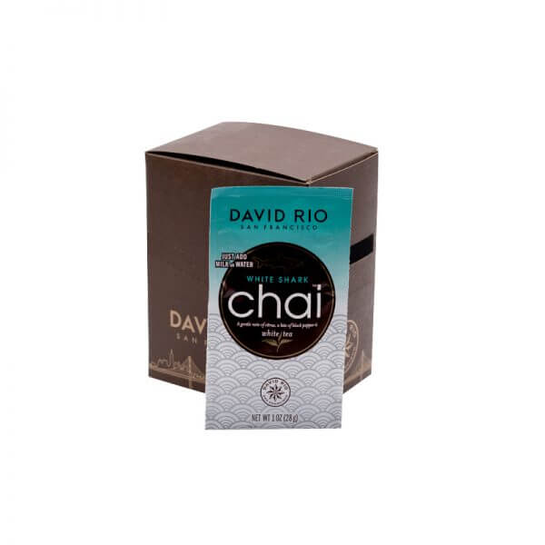 White Shark Chai David Rio
