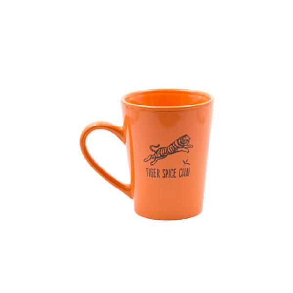 Taza para Té Chai Naranja David Rio Tiger Spice