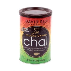 David Rio Chai Latte Alérgenos